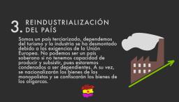 Reindustrialización del país